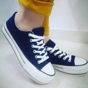 Convers Azul Marino