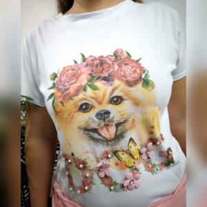 Camiseta Dog