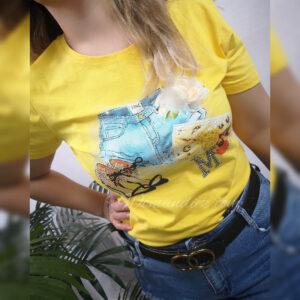 Camiseta Elisa