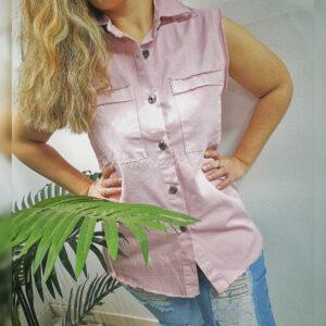 Chaleco/ Camisa estrella