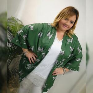 Kimono Cebra