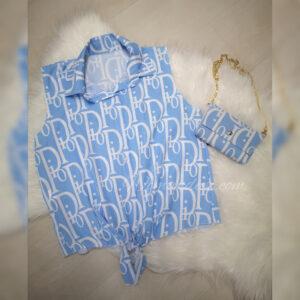 Blusita  Dior con bolsito