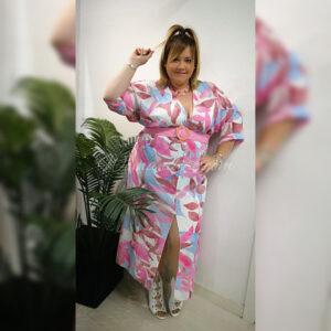Vestido Glamour