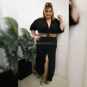 Vestido Bella Black