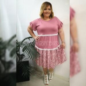 Vestido Heidi's pink