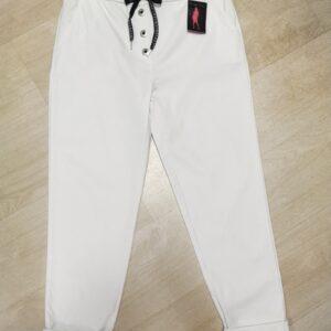 Pantalon botone's White
