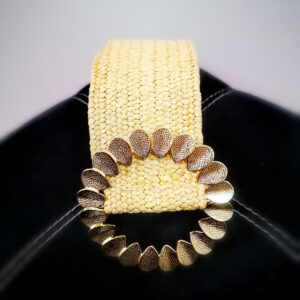 Cinturón hebilla Dorado