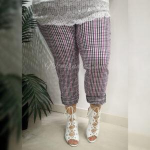Pantalon cuadritos