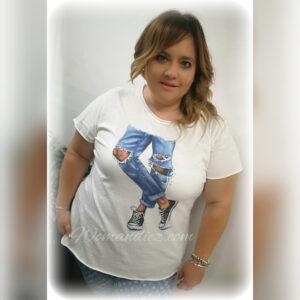 Camiseta Muss