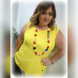 Camiseta Canalé yellow