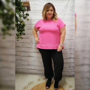Blusa Maripos Pink