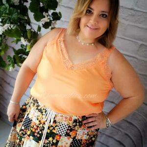 Lencera Orange