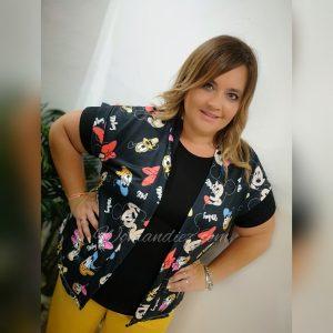 Chaleco Black Disney