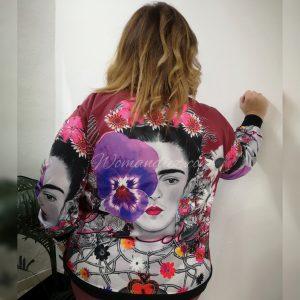 Bombers Frida Kahlo
