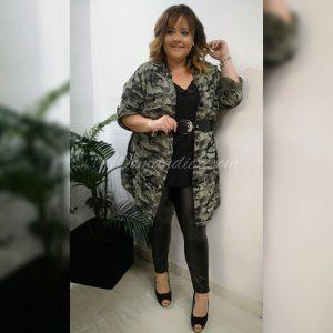 Vestido /kimono Militar