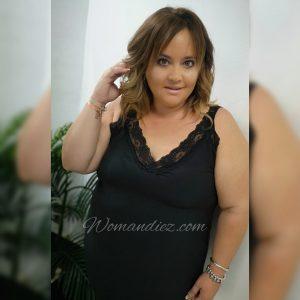 Lencera Basica Negra